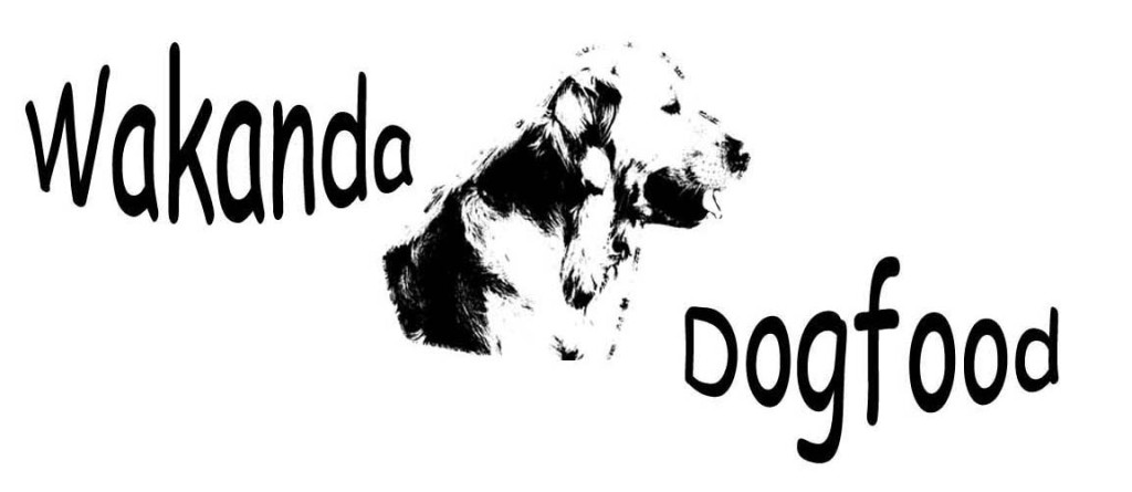 Wakanda dogfood logo